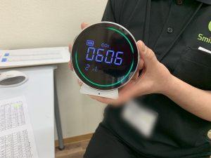 長岡京市 二酸化炭素濃度計
